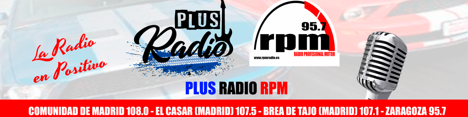 PLUS RADIO RPM