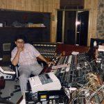 En los estudios Kirios (Madrid 1983)