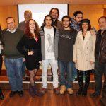 Presentación de Johnny en el Festival de Cine de Zaragoza 2015
