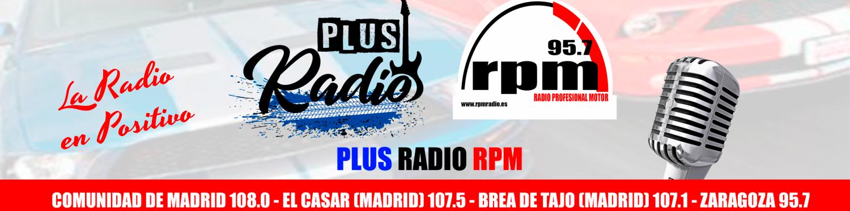 PLUS RADIO RPM